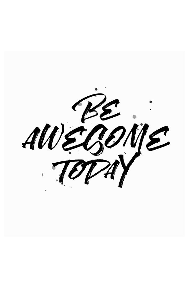Be Awesome Today_Poster