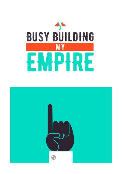 My empire Poster