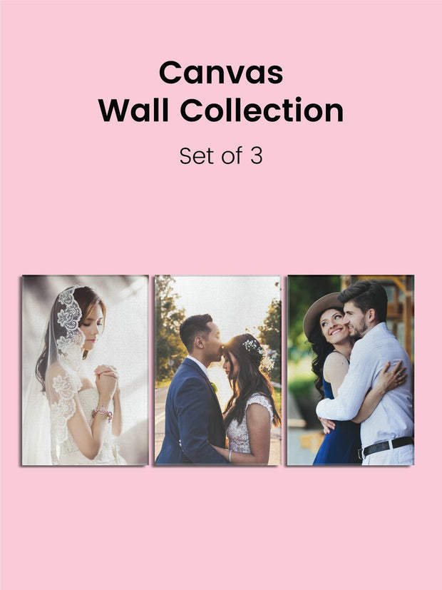 Canvas Wall Collection - One