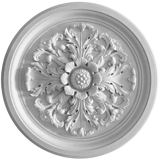 VC34 - The Albyn - Vintage Ceiling Rose