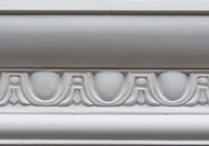 C307 - Standard egg and dart cornice