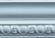 C310 - Egg and dart ogee cornice