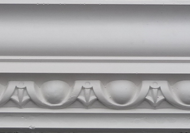C331 - Large egg and dart cornice