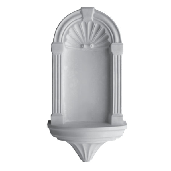 WN07 (Surface Mounted) - Plaster niche