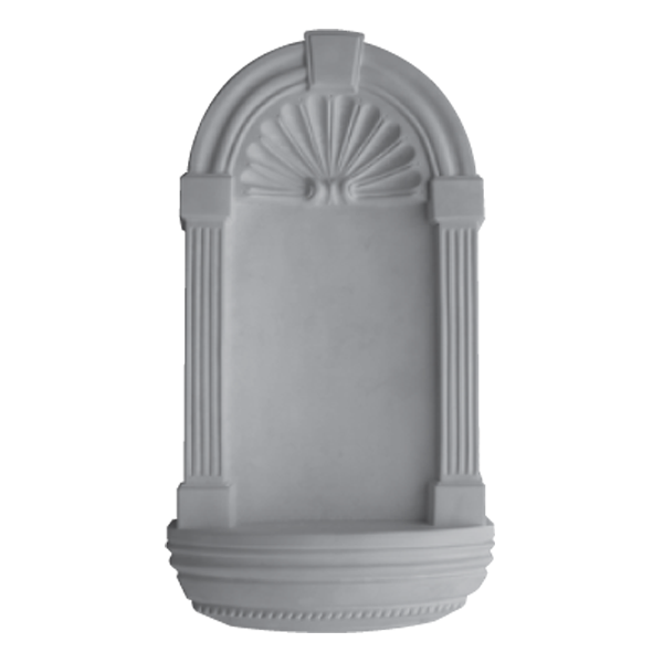 WN06 (Surface Mounted) - Plaster niche