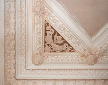 DECORATIVE PLASTER RESTORATION