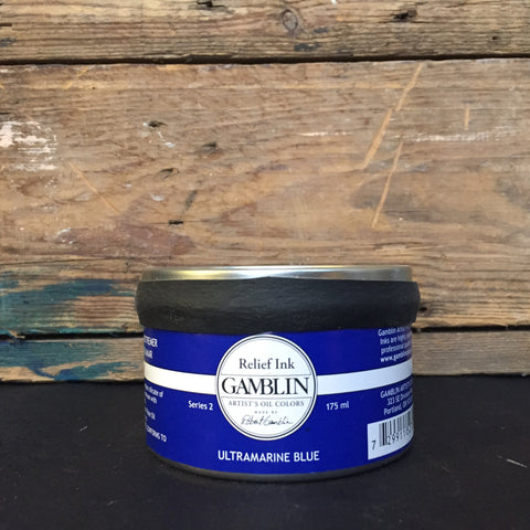 175ml Ultramarine Blue