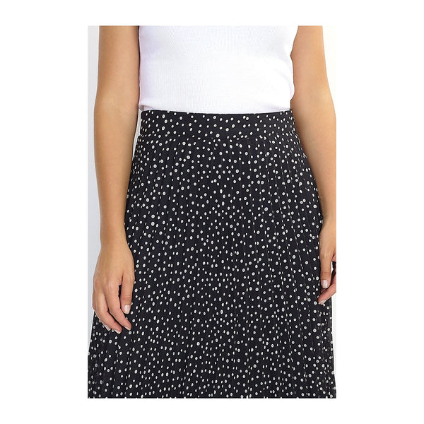 Tex-Time Brave soul dame nederdel deli Skirt Black