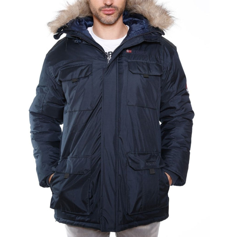 Geographical Norway Active men Winter jacket Navy