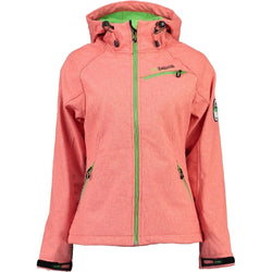 Geographical Norway GEOGRAPHICAL NORWAY Softshell jakke Dame TWISTER Softshell Coral/Anis