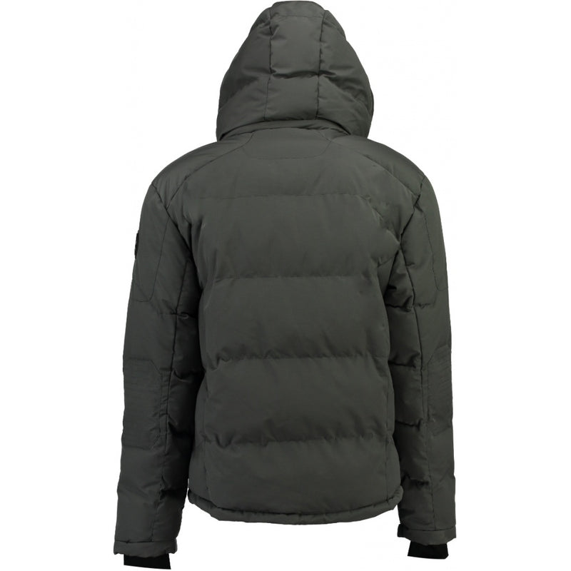 Geographical Norway BLYDEX MEN 049 Winter jacket Dark Grey