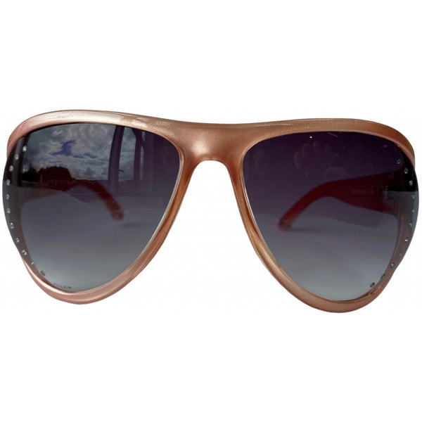 Tex-Time Barito Design Of Copenhagen Dame Solbrille Sunglasses 702-700 BF-010