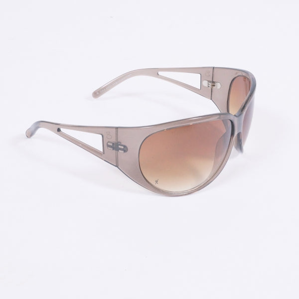 Tex-Time Barito Design Of Copenhagen Dame Solbrille Sunglasses Hayle Westenra Grey