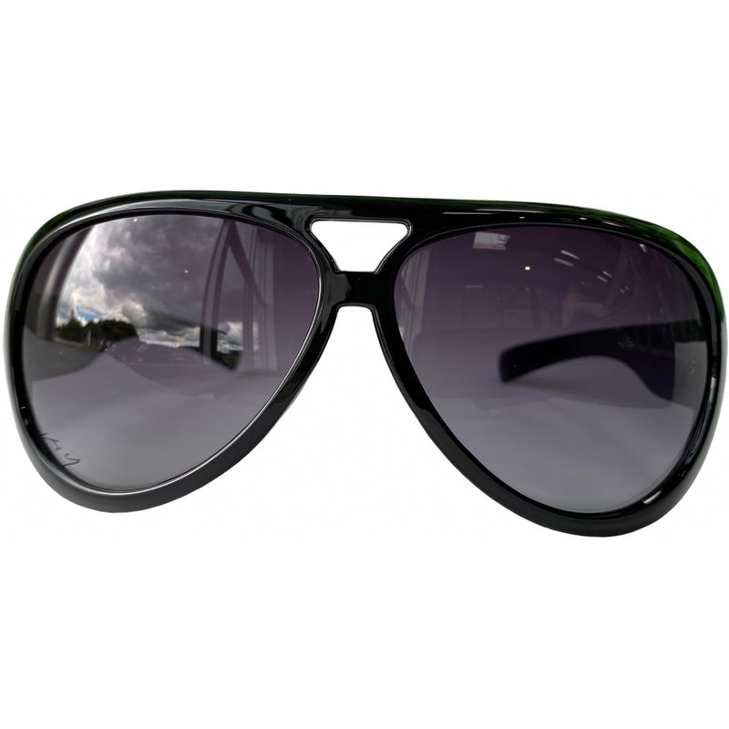 Tex-Time Barito Of Copenhagen Solbrille Herre Sunglasses 45257-D Black