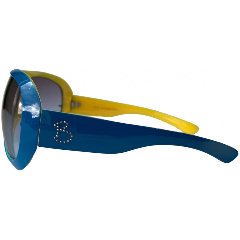Tex-Time Barito Of Copenhagen Solbrille Herre Sunglasses 45257-D Blue