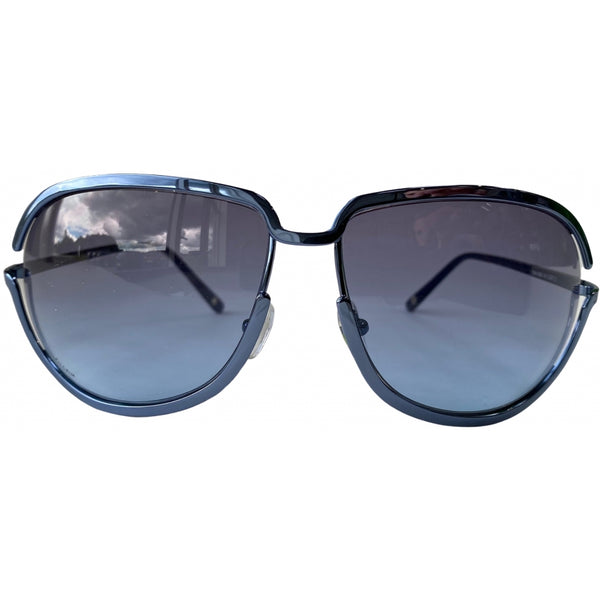 Tex-Time Barito Of Copenhagen Solbrille Herre Sunglasses Pilgrim 704-200 Blue