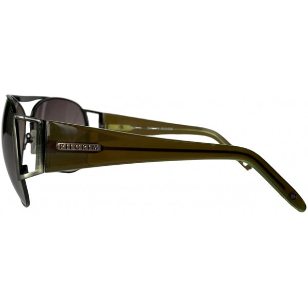 Tex-Time Barito Of Copenhagen Solbrille Herre Sunglasses Pilgrim 720-400 D Green