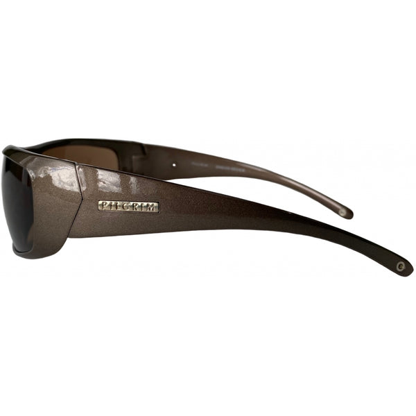 Tex-Time Barito Of Copenhagen Solbrille Herre Sunglasses Pilgrim 722-500 Grey