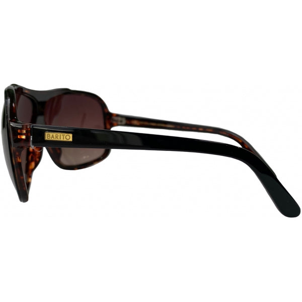 Tex-Time Barito Of Copenhagen Solbrille Herre Sunglasses Simon Webbe B Brown