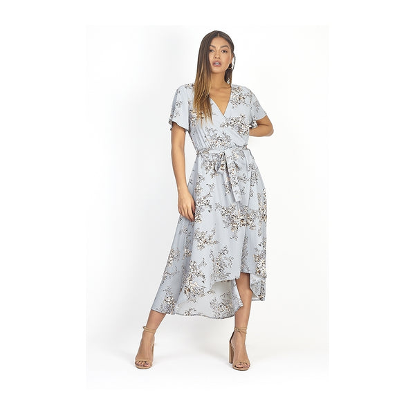 Tex-Time Brave Soul dame kjole Martha Dress Blue