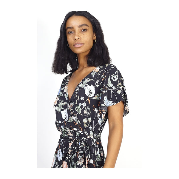 Tex-Time Brave Soul dame kjole Melanie Dress Black