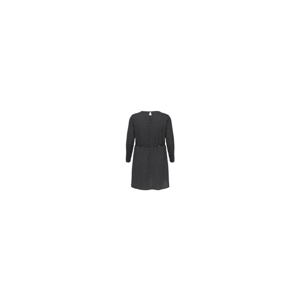 ONLY Carmakoma CARMAKOMA Lux Cecilia LS dress Dress Black