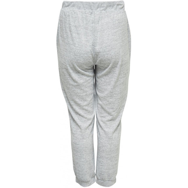 ONLY Carmakoma CARMAKOMA Lyncis Sweatpant PLUSSIZE Pant Light Grey