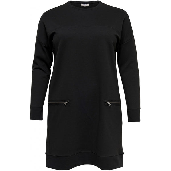 ONLY Carmakoma CARMAKOMA Meghan LS Dress Dress Black
