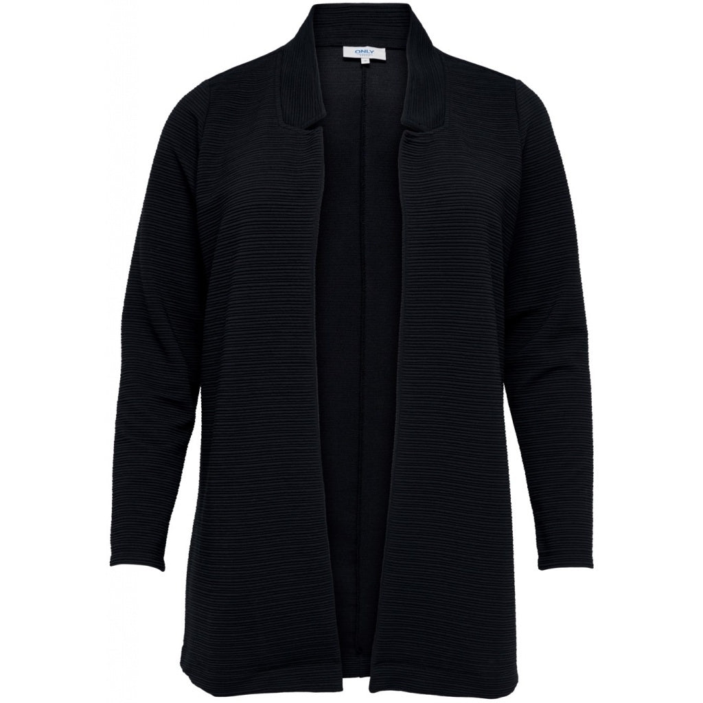 Image of   CARMAKOMA Sky Long Cardigan PLUSSIZE - Black - L (50-52)