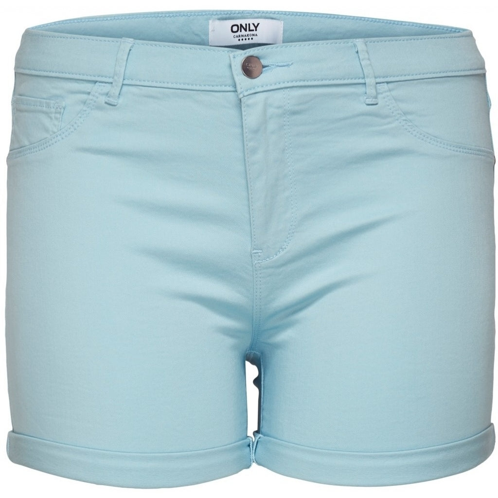 Image of   CARMAKOMA Thunder Shorts PLUSSIZE - Light blue - 42