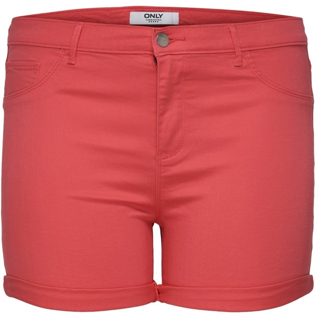 Image of   CARMAKOMA Thunder Shorts PLUSSIZE - Red - 42