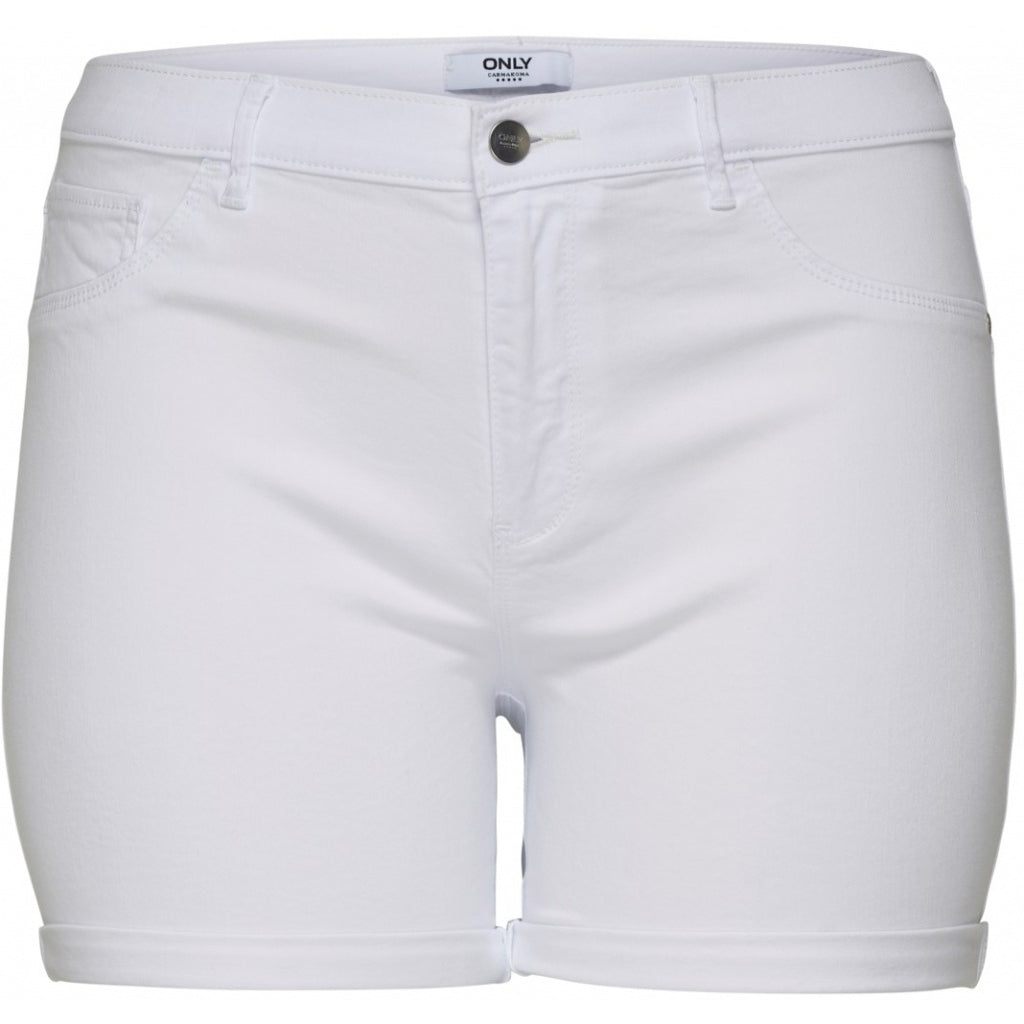 Image of   CARMAKOMA Thunder Shorts PLUSSIZE - White - 42