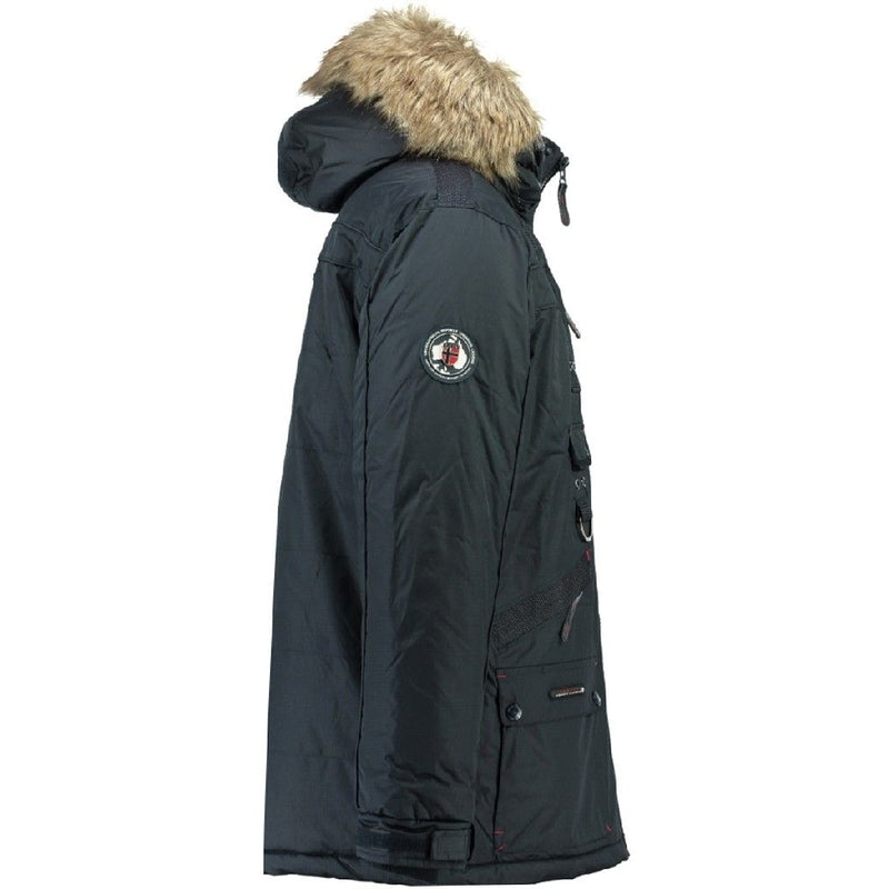 Geographical Norway CHIRAC MEN 001+REPEAT Winter jacket Navy