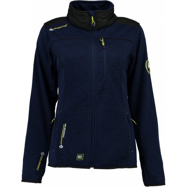 Geographical Norway Canadian Peak Dame Fleece Jakke Tina Fleece Navy