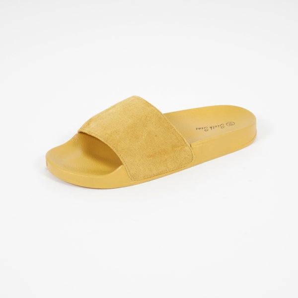 Tex-Time Chandel Dame Sommer sandal Shoes Yellow