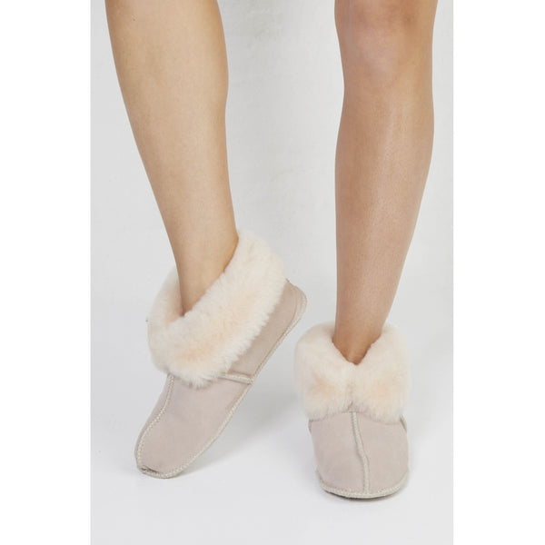 Cozy by JZ Cozy by jz hjemmesko Home Boots Off White