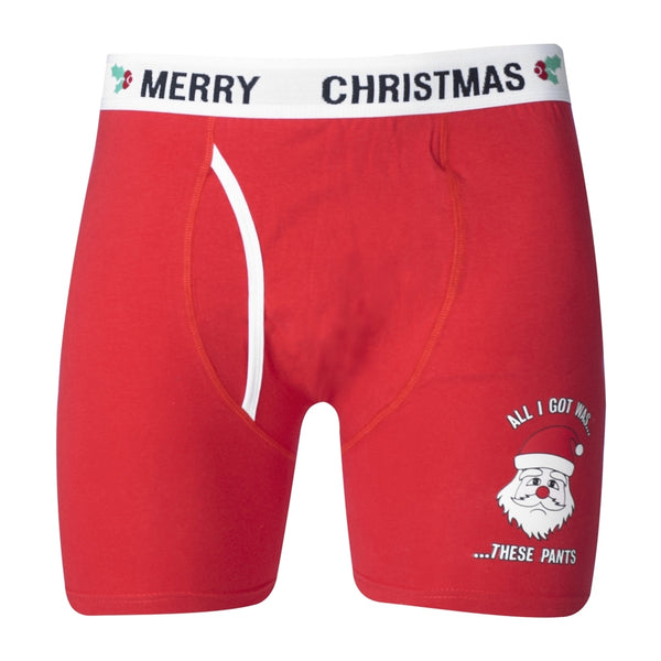 Duke Clothing D555 2pak Herre underbukser Claus Underwear Navy - Red