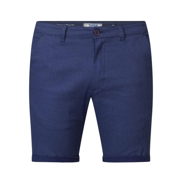 Duke Clothing D555 Herre shorts calvin1 Plus Shorts Navy