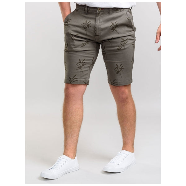 Duke Clothing D555 Herre shorts chapman2 Shorts Kaki
