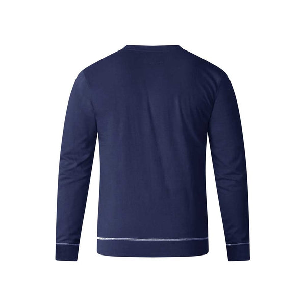 Duke Clothing D555 Herre sweatshirt baubles Sweatshirt Navy