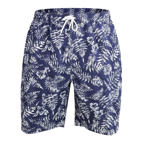 Duke Clothing D555 herre shorts florida plus Swimwear Navy