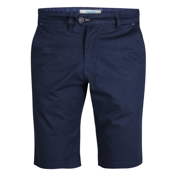 Duke Clothing D555 herre shorts lopez Plus Shorts Navy
