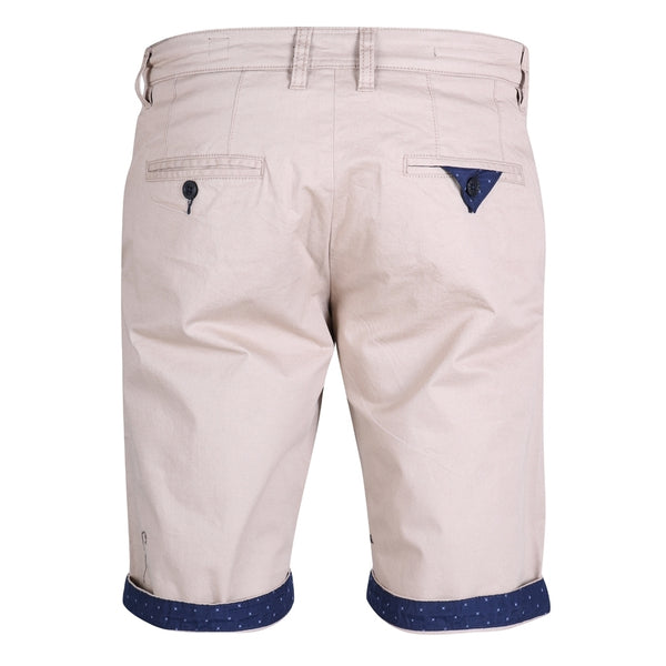 Duke Clothing D555 herre shorts lopez Plus Shorts Stone