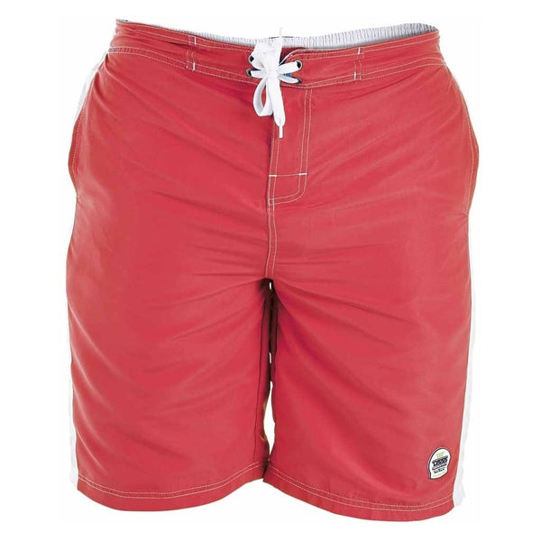 Duke Clothing DUKE D555 Badebukser Herre CLYDE Swimwear Paprika