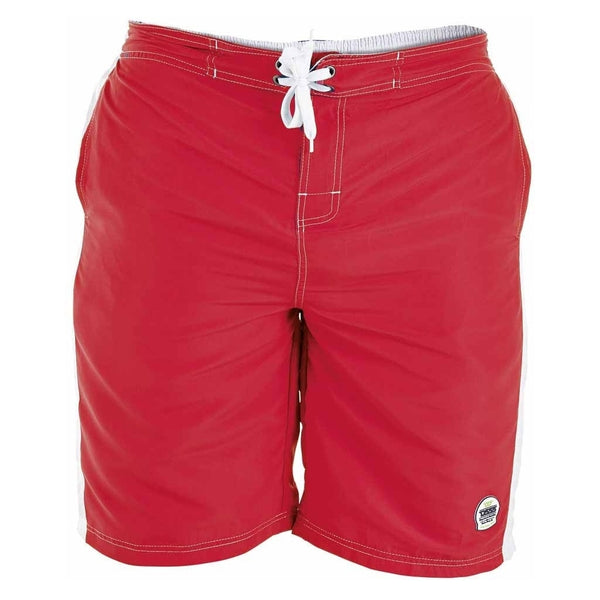 Duke Clothing DUKE D555 Badebukser Herre CLYDE Swimwear Red