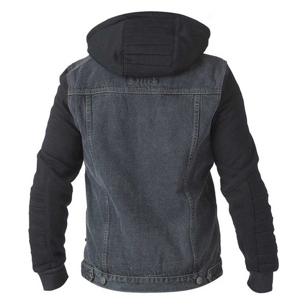 Duke Clothing DUKE D555 Denim Trøje Herre PLUS Denim Jacket Black