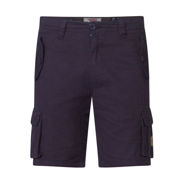 Duke Clothing DUKE D555 Herre Shorts LARRY-1 Shorts Navy