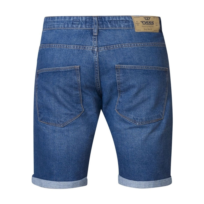 Duke Clothing DUKE D555 Herre Shorts NATE Shorts Denim