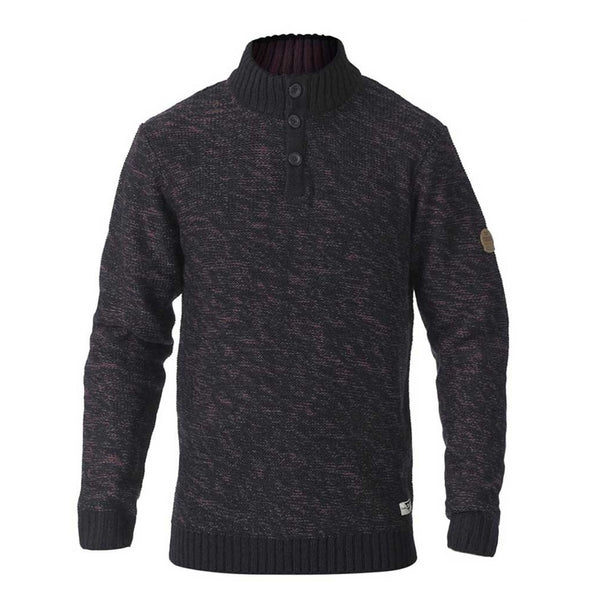 Duke Clothing DUKE D555 Herre Strik MARSDEN Knit Black