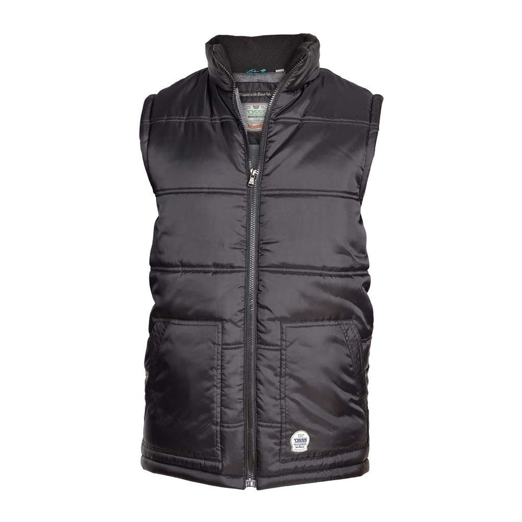 Image of   DUKE D555 Herre Vest SHAUN - Black - L